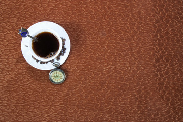 Coffee turk still life