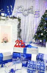 20 %. Новогодние подарки