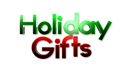 Christmas gifts on TEXT background 4