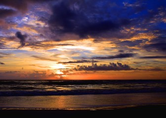 Calm Seas, Brilliant Colors