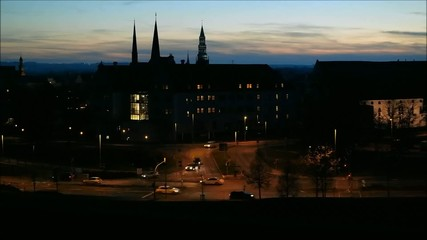 Close up Video Timelapse Zwickau
