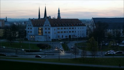 Close up Video Timelapse Zwickau 01