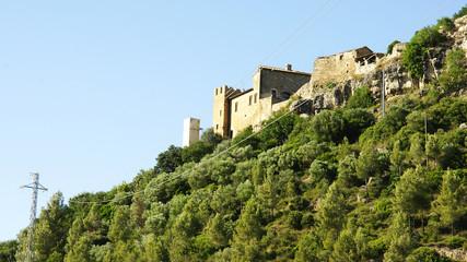 Castillo de Castellbell i El Vilar, Barcelona