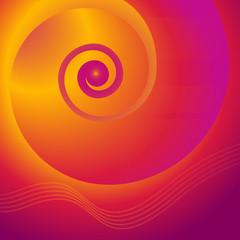spiral-gold-purple-background-beautiful-magazine-cover