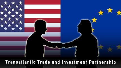 Freihandelsabkommen - Handschlag MitText - 16 zu 9 - g2603