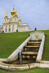 East Chapel of the Petergof Grand Palace, Saint Petersburg