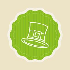 ireland icon design