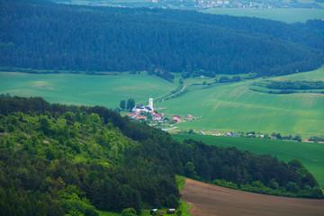 Slovakian little village