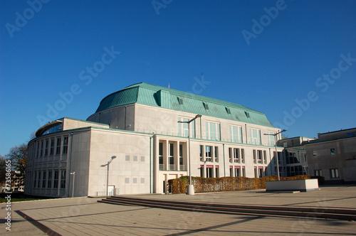 Papiers peints Opera, Theatre Saalbau Essen, Philharmonie