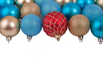 New-year balls