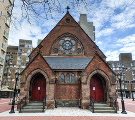 Good Shepherd Church, Roosevelt Island, New York