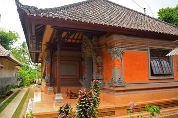 Bali Aga village, Penglipuran, Bali, Indonesia