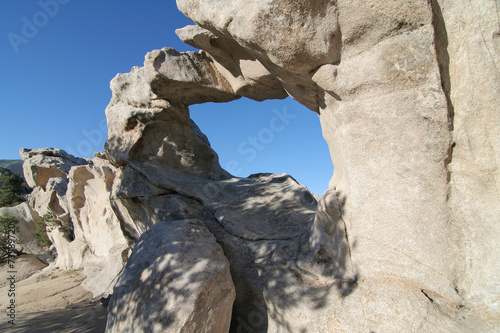 Arch at City of Rocks, Idaho