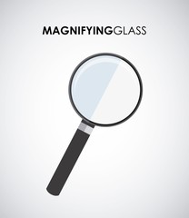 magnifying design