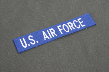 us air force uniform vietnam war period
