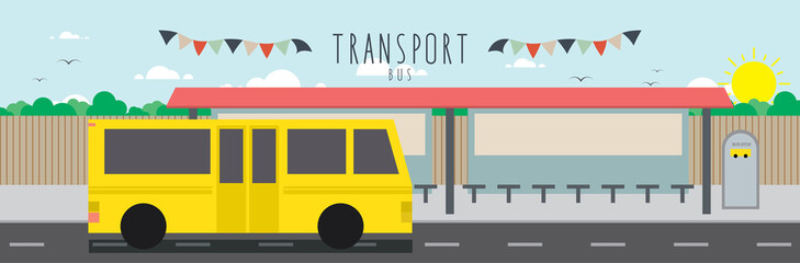 Bus (Transportation)