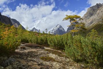Mountain range Kodar