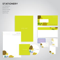 stationery corporate template