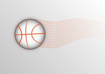 Light Basketball Ball