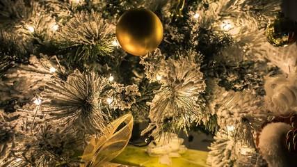 Christmas Toys and Lights,  Christmas Tree