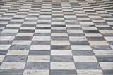 marble square floor
