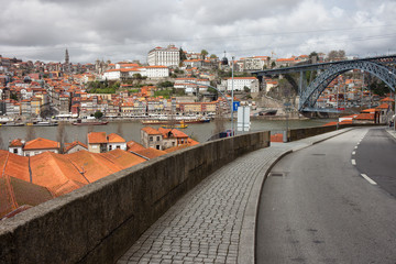 City of Porto in Portugal