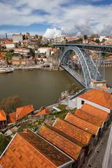 Porto in Portugal Historic City Centre