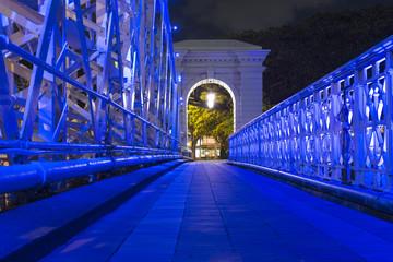 Singapore walkway