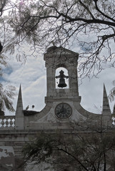 torre de igreja