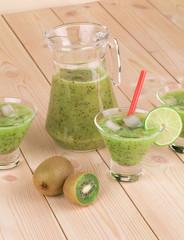 kiwi fresh juice
