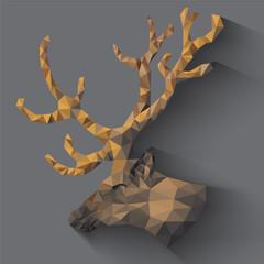 Reindeer in Triangles