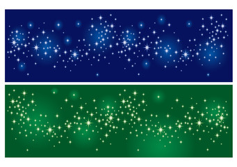 Sparkle background design