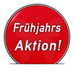 bg71 ButtonGrafik UmschlagButton ub61 Frühjahrsak. rot g2622