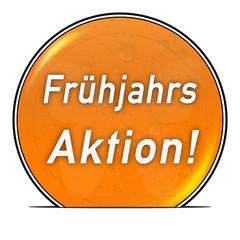 bg72 ButtonGrafik UmschlagButton ub62 Frühjahrsak. orange g2623