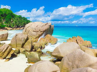 Summer Stones Seascape