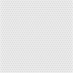 Light hexagon background