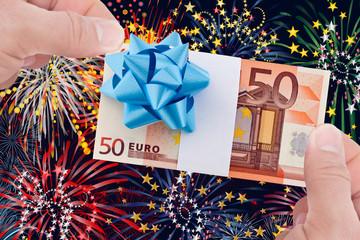 Feuerwerk - 50 Euro