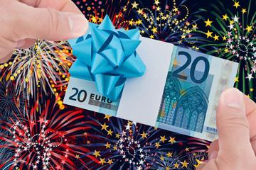 Feuerwerk - 20 Euro