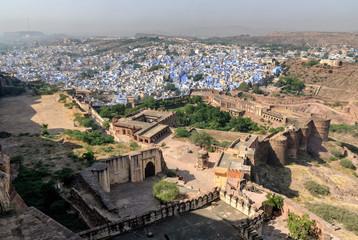 Jodhpur - blue city in Rajasthan