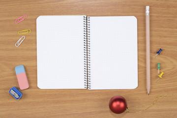 Cuaderno y accesorios de oficina