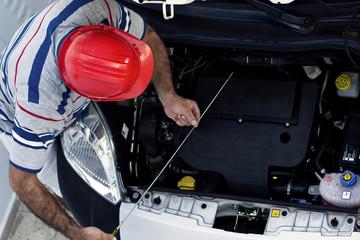 Engine oil control