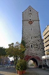Innerer Untertor Turm Ravensburg
