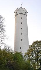 """Runder Turm """"Mehlsack"""" in Ravensburg"""