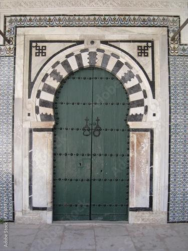 Foto op Aluminium Tunesië Arabeggiante