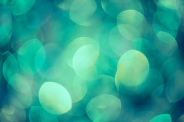 Abstract background, defocused lights
