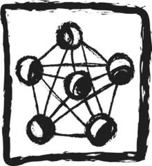 doodle lattice atomic physics