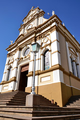 igreja em Antonio Prado