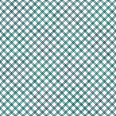 Bright Blue Pattern Repeat Background