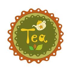 Badge Tea