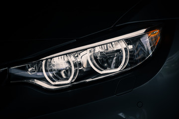 Car LED headlight